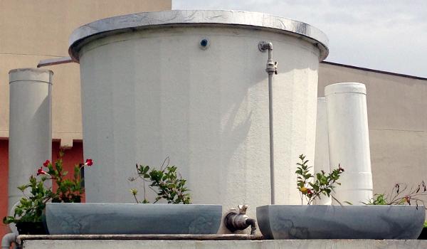 Cisternas - ECRA Sustentabilidade Urbana