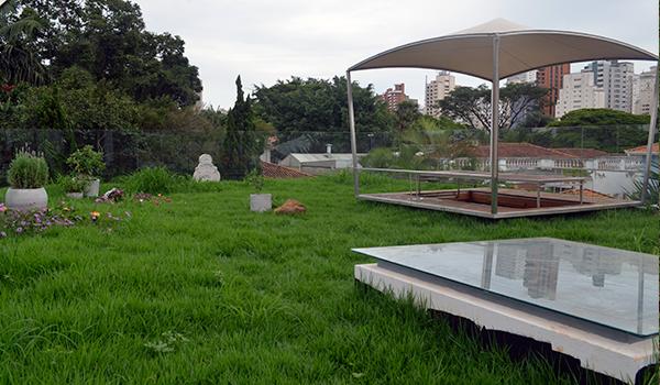 Laje Verde - Sustentabilidade para Empresas e Instituições - ECRA Sustentabilidade Urbana