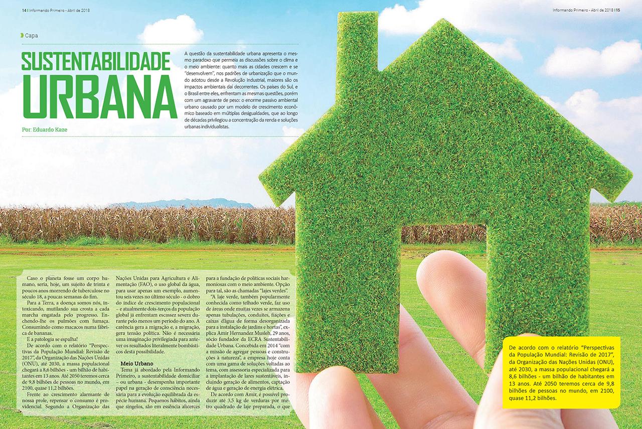Sustentabilidade Urbana em Foco com a ECRA